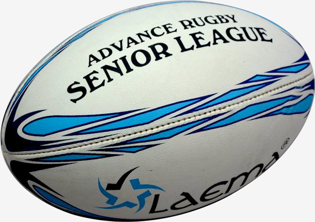 ADVANCE NRL Hi-Tech Ultra PIN GRIP 4 PLY Rugby League Match Ball Size5