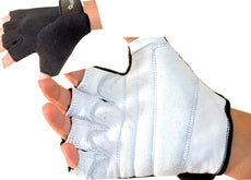 Professional Unique Design- GEL Padded Gloves Gym Wear Workout Training Cycling