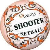 Durable Match Game NETBALL Advance Pin Grip Natural Rubber Ball SHOOTER Size 5