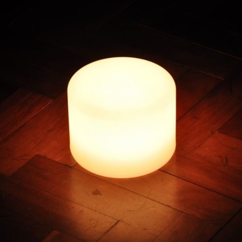 UNIQUE Designer Decor MOOD Light Indoor Outdoor LED Rechargeable COLORFUL-UK