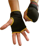 Authentic Inner Quick Hand Wraps Gloves Boxing Gel Padded Bandages MUAY MMA Thai