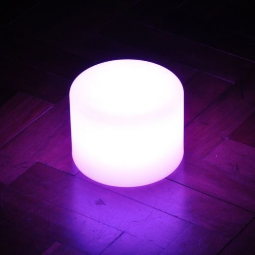 UNIQUE Designer Decor MOOD Light Indoor Outdoor LED Rechargeable COLORFUL-US