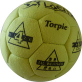 TOURNAMENT MATCH QUALITY TOP GRADE INDOOR FOOTBALL SOCCER BALL FELT COVER- S-4,5