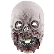 Halloween Horror Adult Zombie Ghost Mask Scary Costume Party Props Costume Screaming Corpse Head Mask