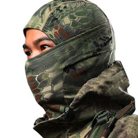 1PC Camouflage Army Cycling Motorcycle Cap Balaclava Hats Full Face Mask