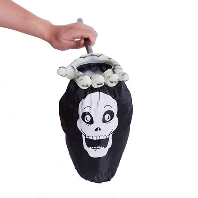 Halloween Children Soul Props Ghost Festival Gifts Personality Creative Palms Pumpkin Candy Bag Prank Kids Gift Treat Props