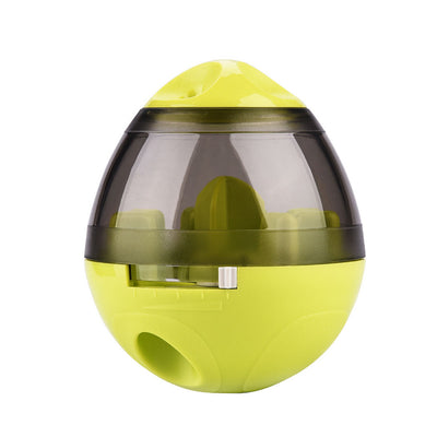 Interactive Dog or Cat Treat Food Dispenser Ball