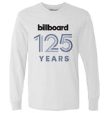 125th Anniversary (Black Billboard Logo)