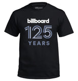 125th Anniversary (White Billboard Logo)