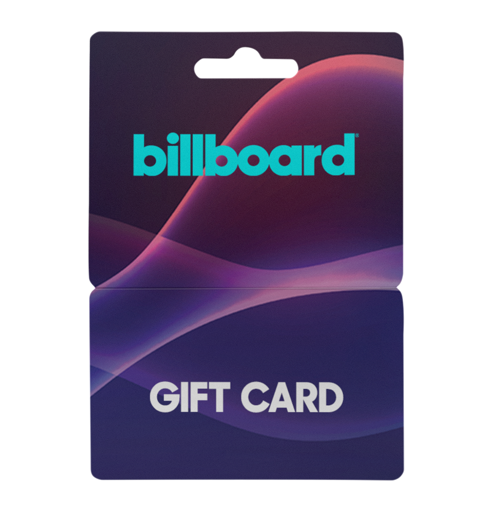 Billboard Store Gift Card - $25