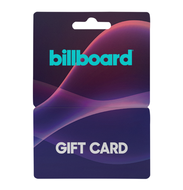 Billboard Store e-Gift Card - $25