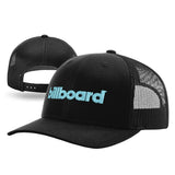 Billboard Logo Light Blue