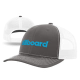 Billboard Logo Blue