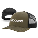Billboard Logo White
