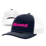 Billboard Logo Pink