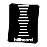 Hot 100 White Chart - Sticker