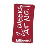 Hot 100 Two Weeks - Sticker