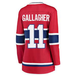 Breakaway (à domicile) W Gallagher