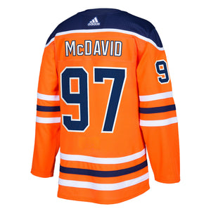 Authentic Pro McDavid (à domicile)