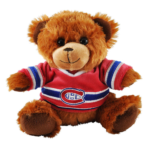Seated Jersey Bear LNH