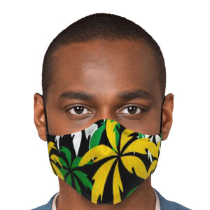 Jamaica Colors  Face Mask