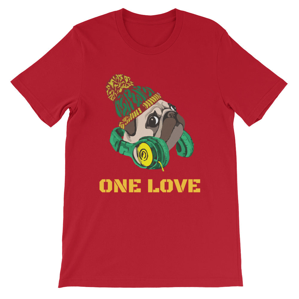 One Love Unisex T-Shirt
