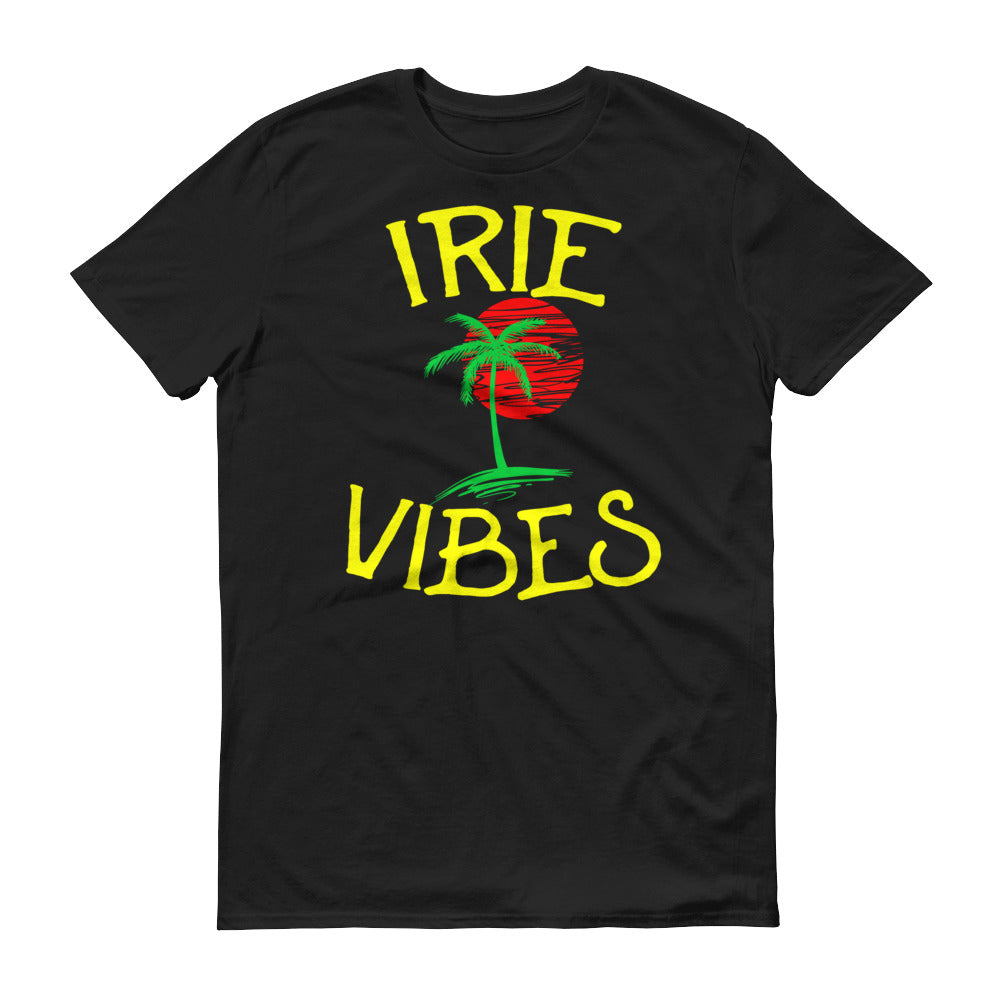 Irie Vibes Short-Sleeve T-Shirt
