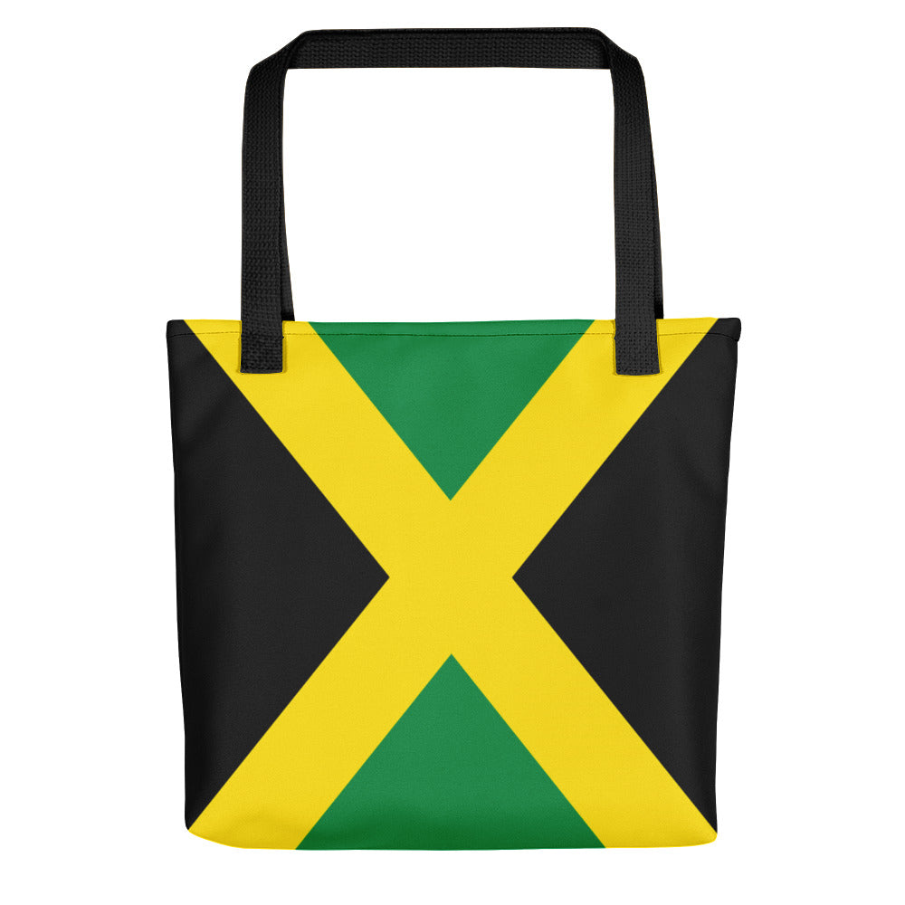 Jamaica Flag Tote bag