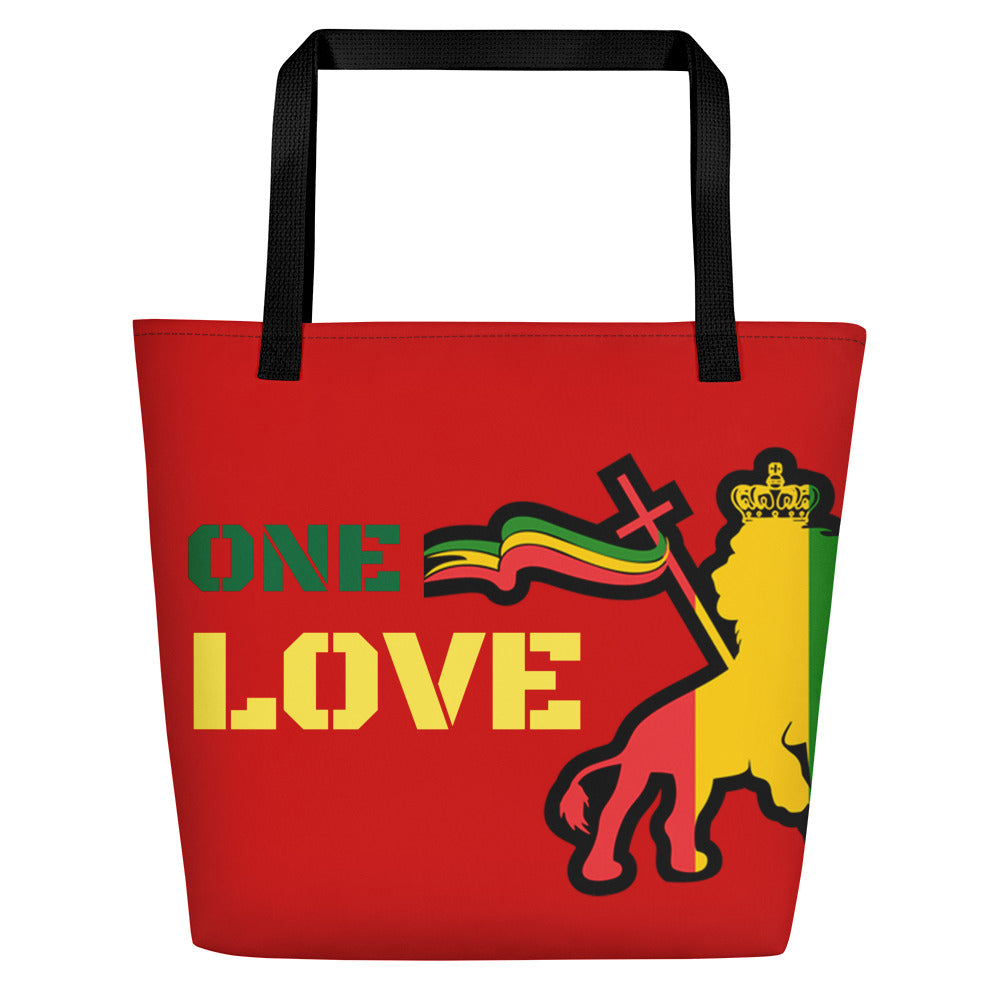 One Love Beach Bag