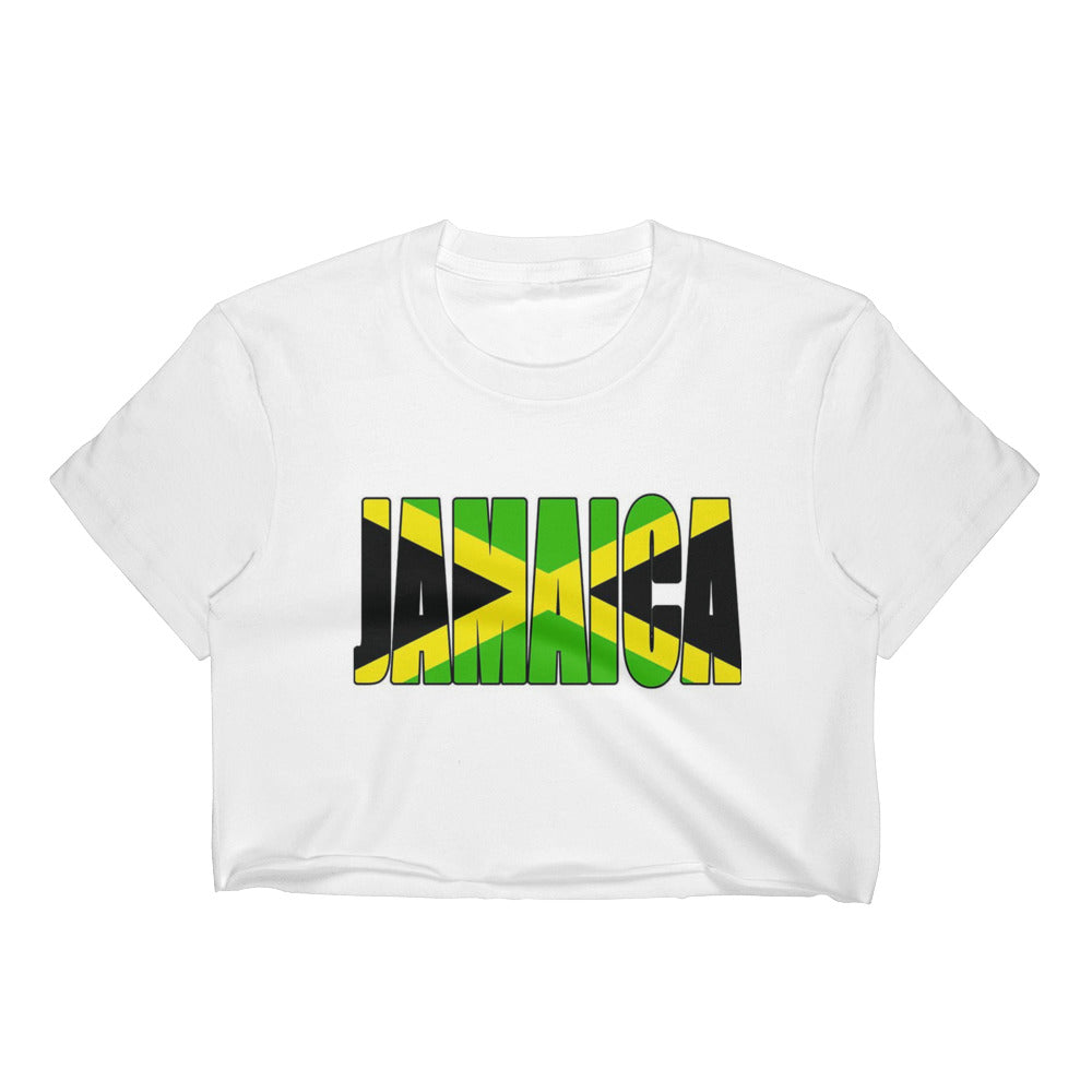 Jamaica Women's Crop Top