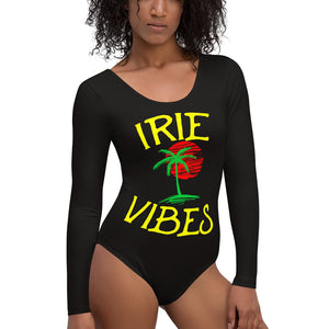 Irie Vibes Long Sleeve Bodysuit
