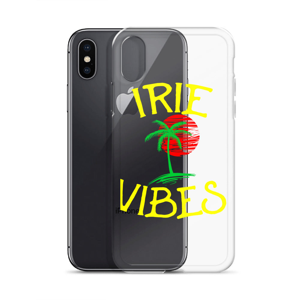Irie Vibes iPhone Case