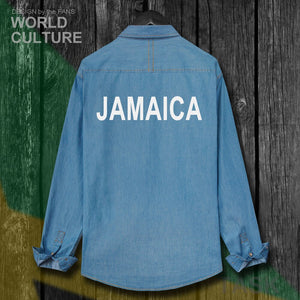 Jamaica Long Sleeve Jeans Shirt