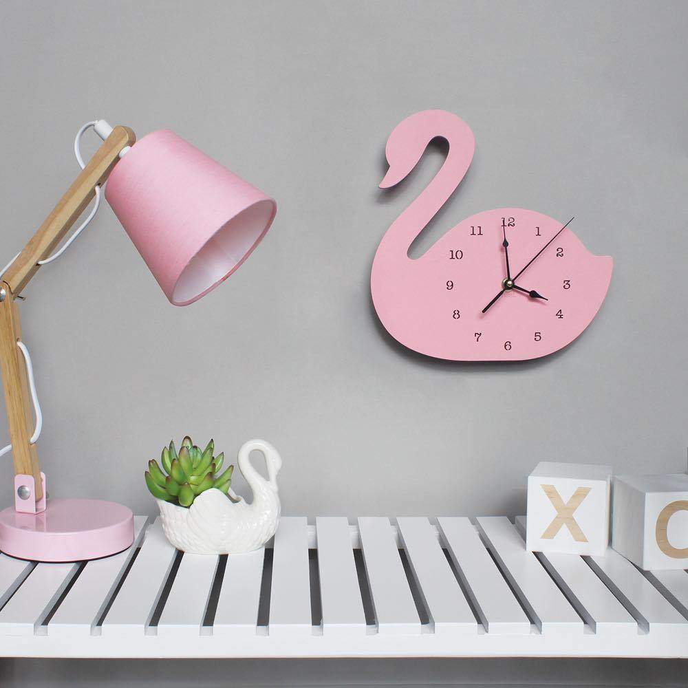 Creative Nursery Wall Clock