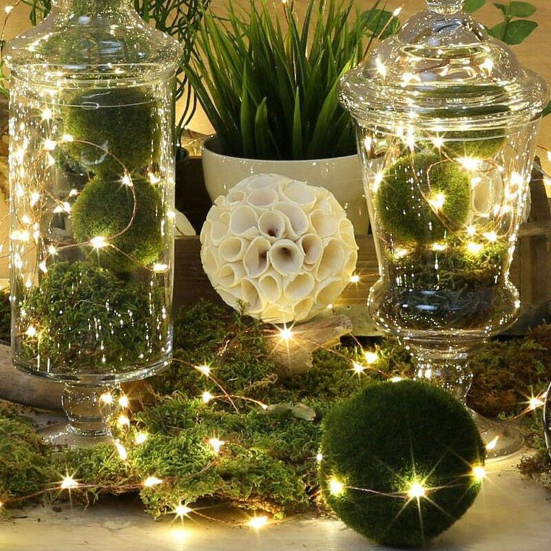 LED Fairy Light Garland