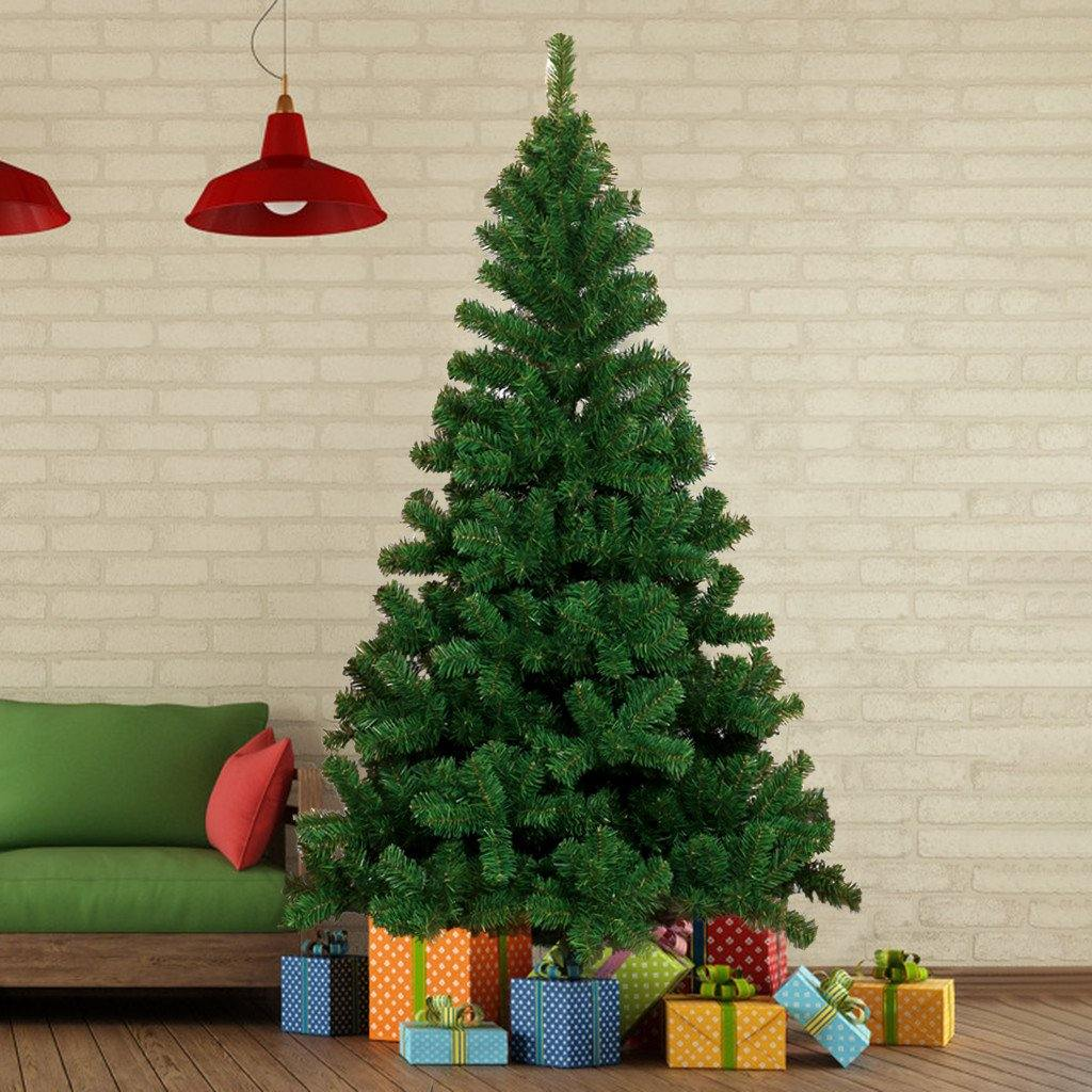 7.5ft Christmas Tree With Metal Foldable Stand