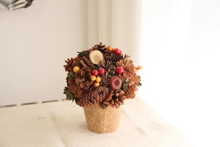 Dried Floral - Christmas Decor