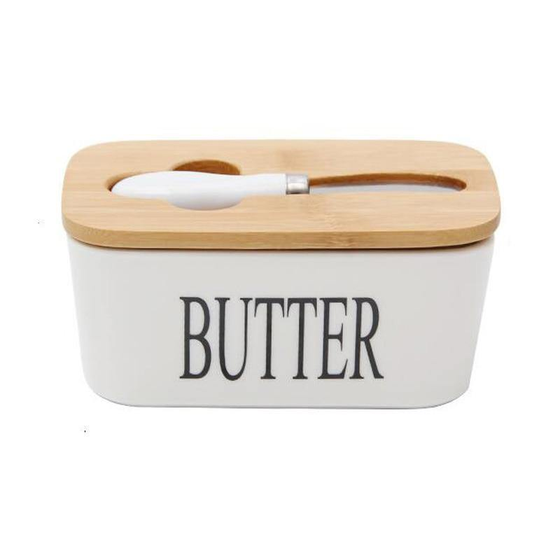 Butter Dish - Hop Decor
