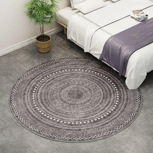 Moroccan Round Rug