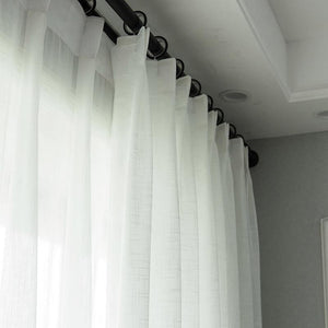 White Heather Curtains - Hop Decor