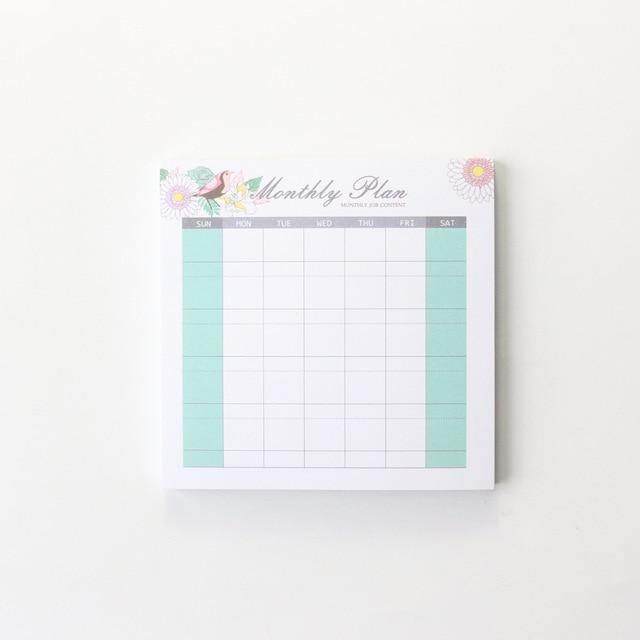 Desktop Planner - Hop Decor