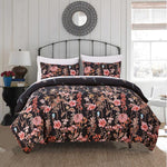 Floral Duvet Set - Assorted - Hop Decor