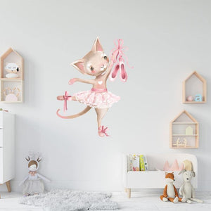 Ballet Nursery Sticker - Hop Decor