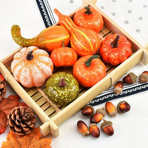 Autumn Mix - 50 Piece Variety - Hop Decor