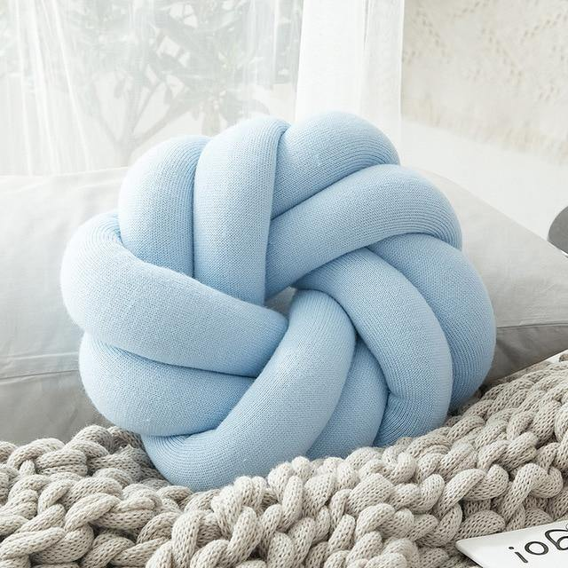 Hand Knot Cushion