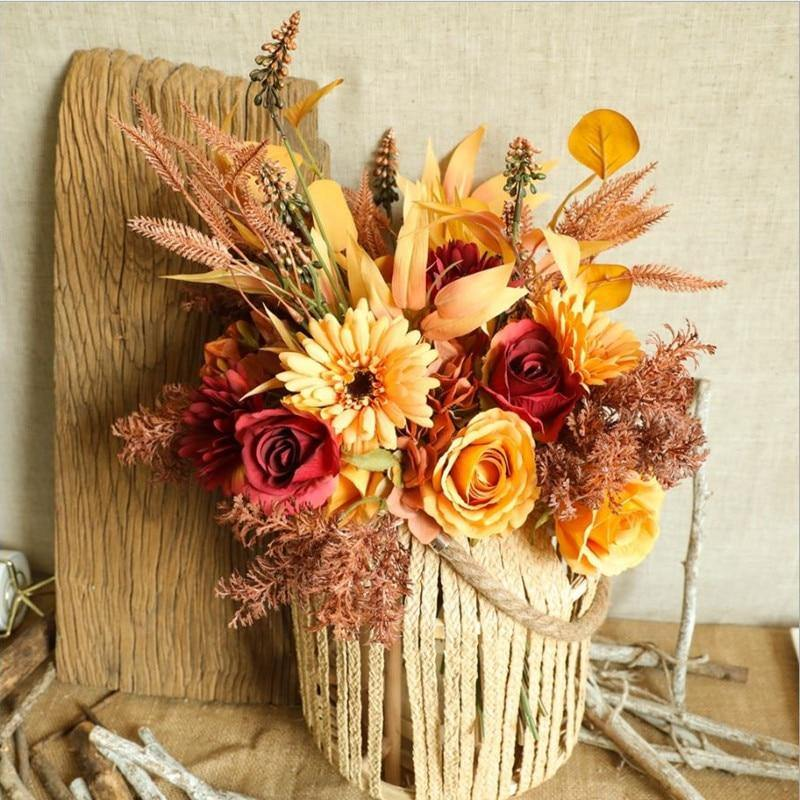 Autumn Gerbera Daisy Mix