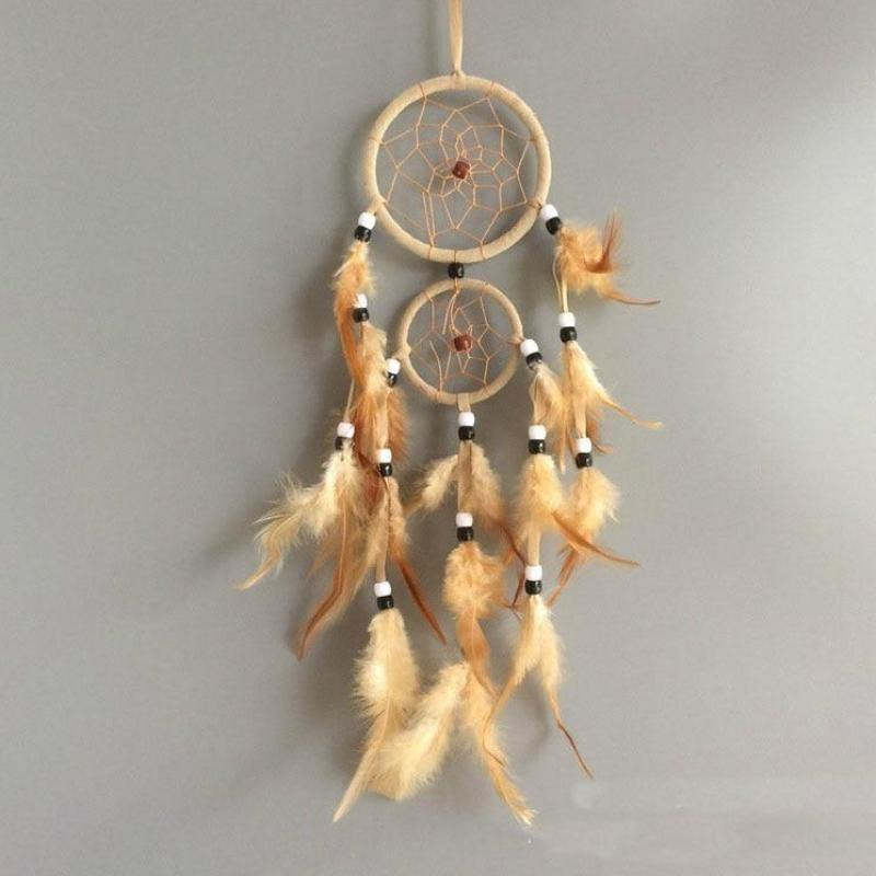 Feather Dreamcatcher - Hop Decor