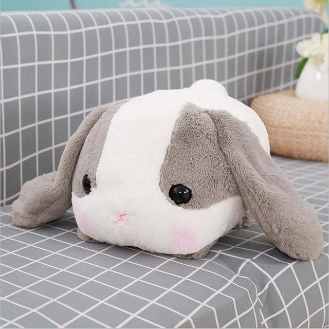 Floppy Plush Bunny - Hop Decor