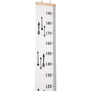 Growth Chart Wall Ruler - Hop Decor