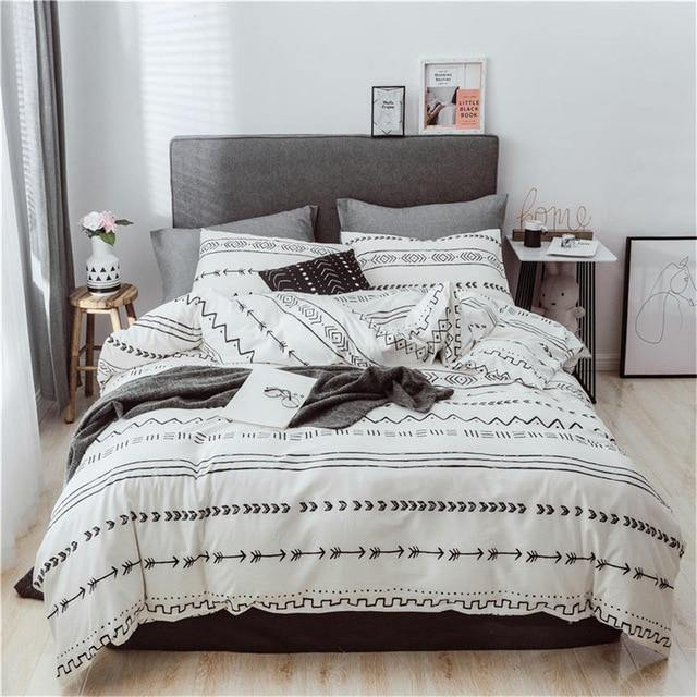 Arrow Bedding Set